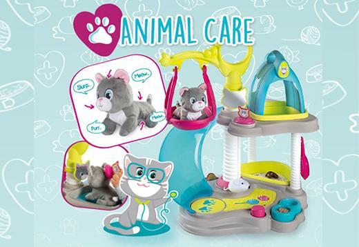 Smoby Toys-Katzenhaus und Tierarztkoffer-Vorschau