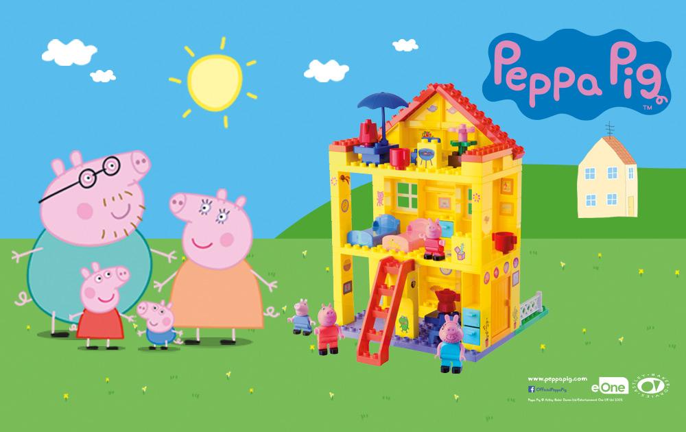 Neuheiten von Peppa PIG_2