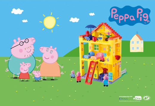 New products from Peppa PIG_1