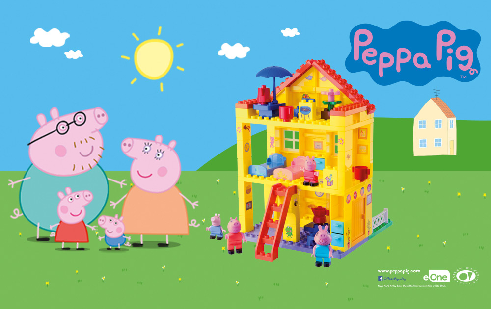 New products from Peppa PIG_2