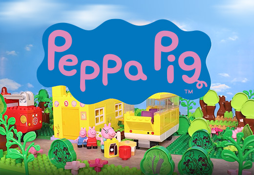 Films d'animation en volume Peppa Pig_1