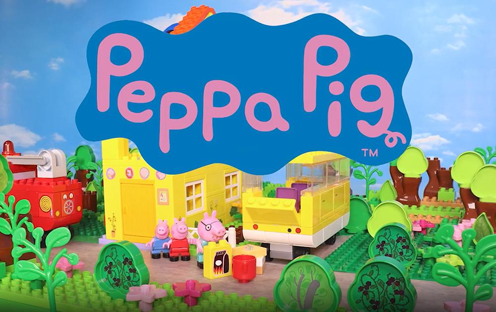 Films d'animation en volume Peppa Pig_2