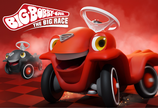 BIG Bobby Car 'The Big Race'_1