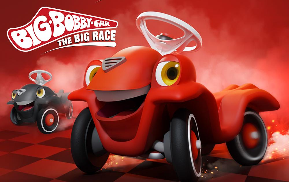 BIG Bobby Car 'The Big Race'_2