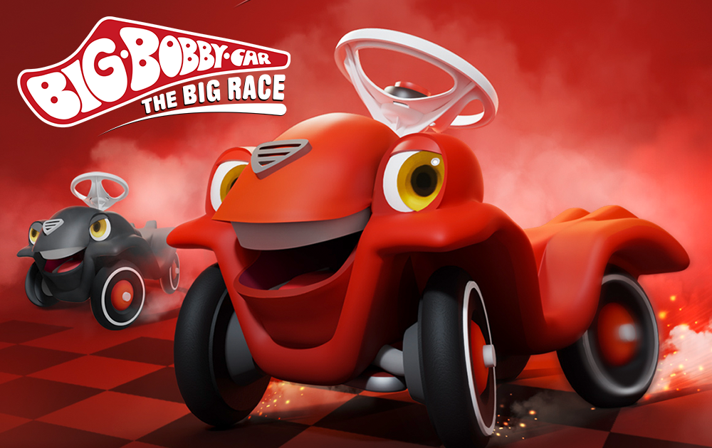 BIG-Bobby-Car «The Big Race»_2