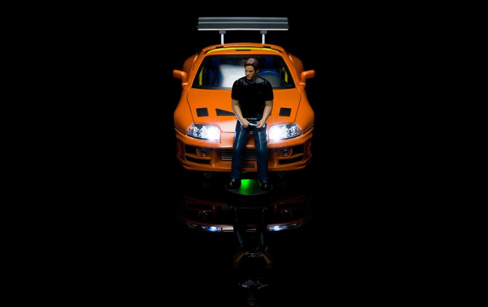 Fast & Furious Modell 1:18 mit Licht_2