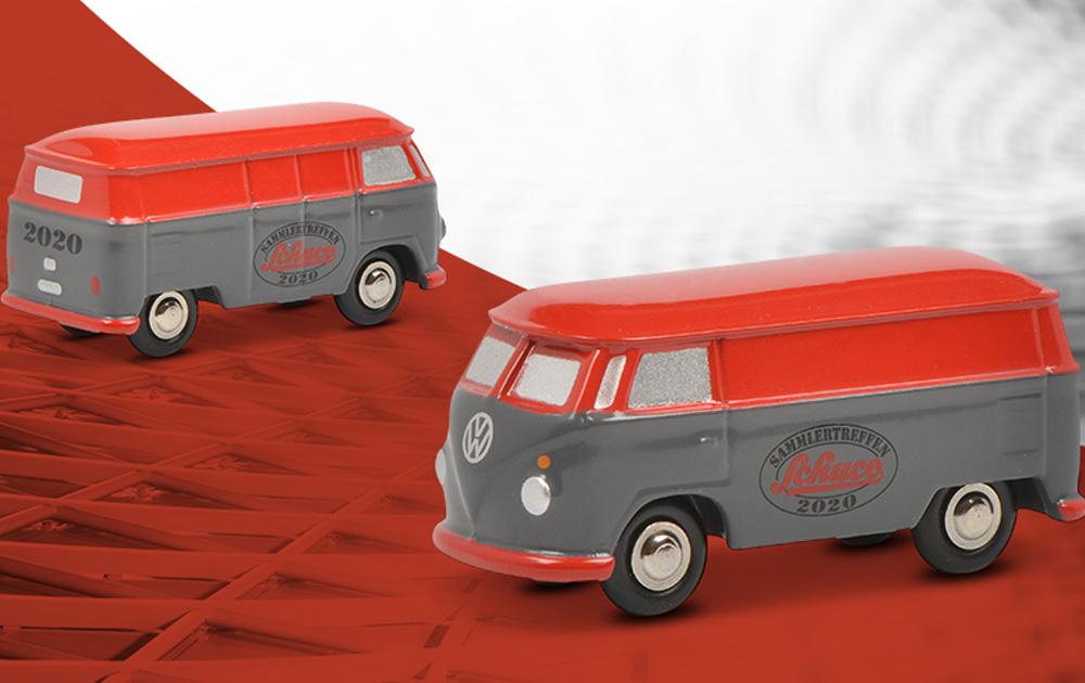 VW T1 Schuco Sammlertreffenmodell 2020_2