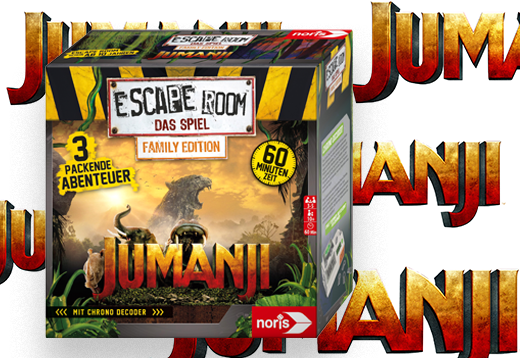 Escape Room-Jumanji