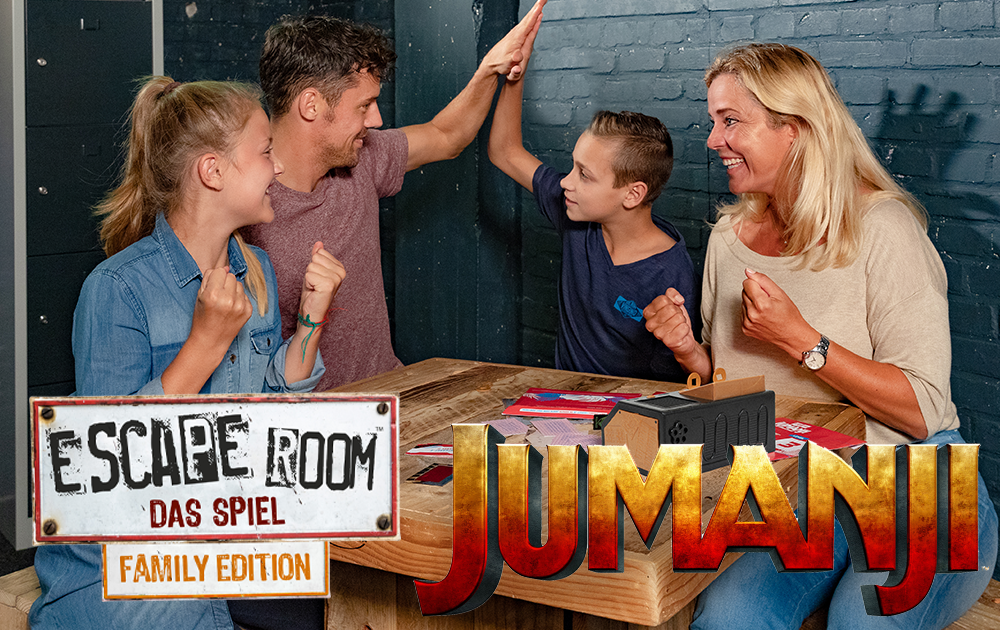 Noris-Escape Room-Jumanji-New