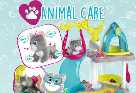 Smoby Katzenhaus und Tierarztkoffer_1
