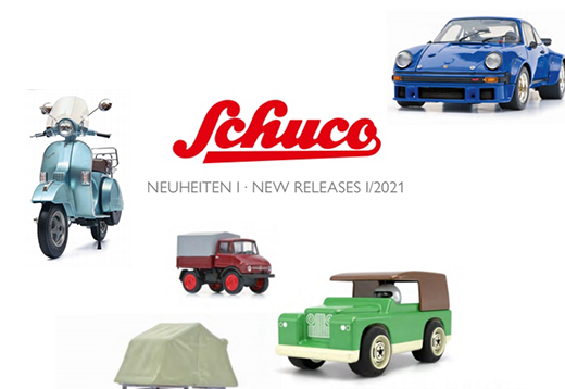 Schuco-News-Katalog-Neuheiten 2021