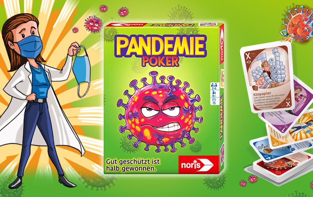 Noris-Pandemie Poker-Neues Spiel