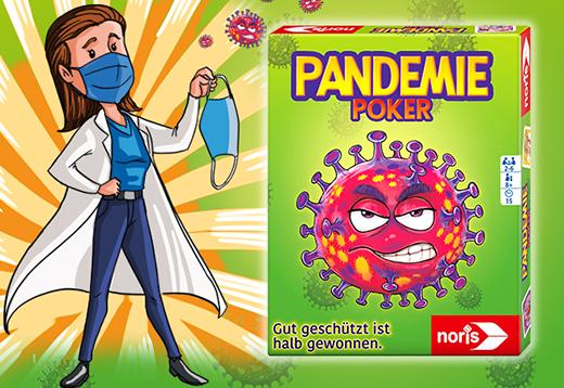 Noris-Pandemie Poker-Vorschau
