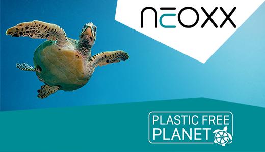 Neoxx unterstützt Plastic Free Planet