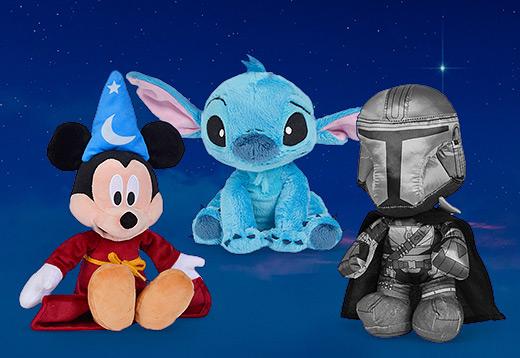 Nuevo año, ¡nuevos peluches Disney!_1