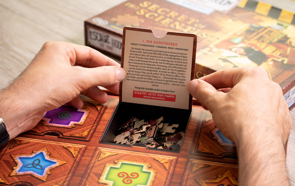 Escape Room Das Spiel Puzzle Abenteuer_2