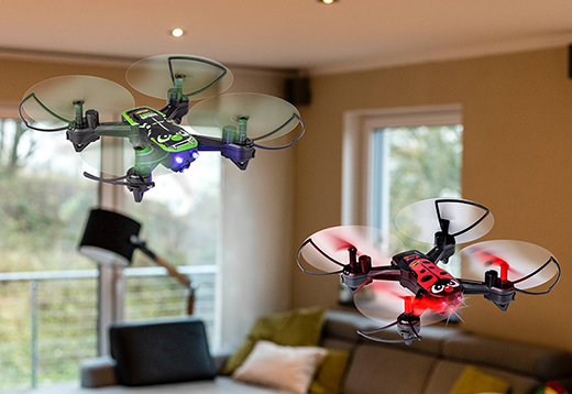 X4 Quadcopter: Angry Bug 2.0 & Toxic Spider 2.0_1