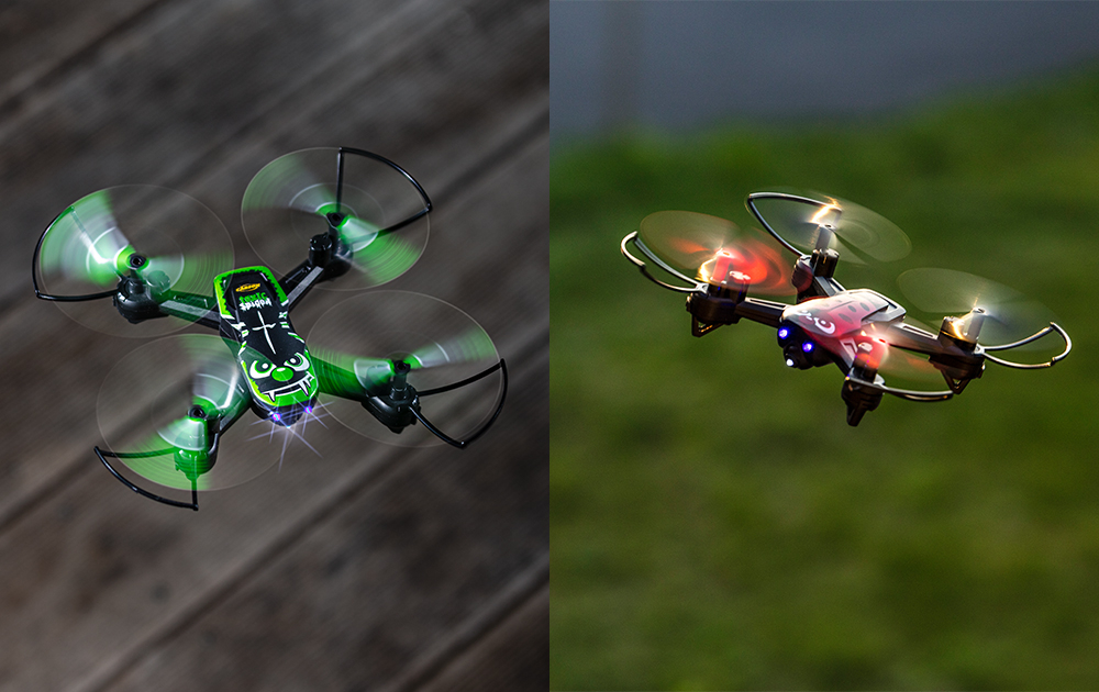 X4 Quadcopter: Angry Bug 2.0 & Toxic Spider 2.0_2