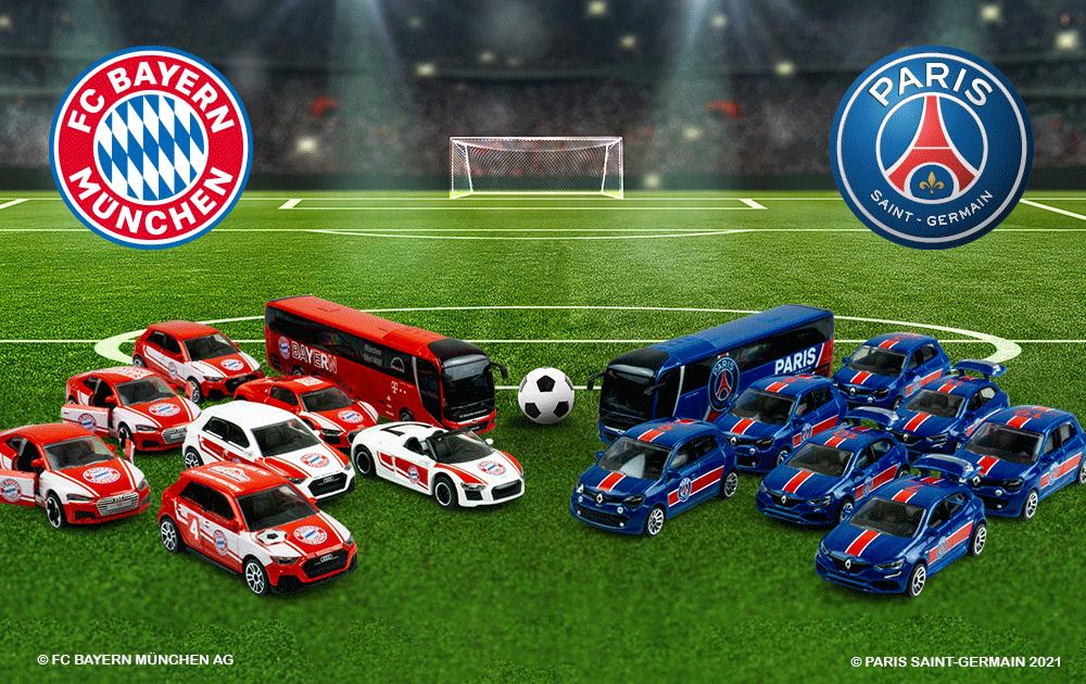 Majorette Fußballkollektionen_2