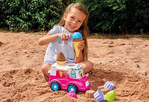 Simba Toys-Eiswagen-Vorschau