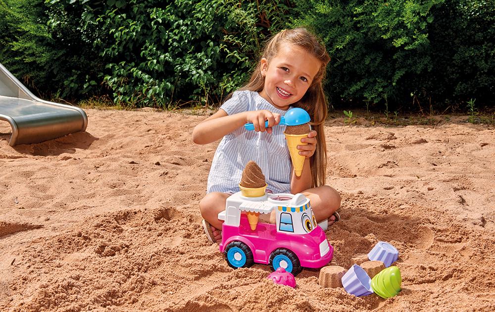 Simba Toys-Eiswagen