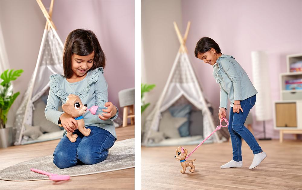 Simba Toys-Chi Chi Love-Pii Pii Puppy