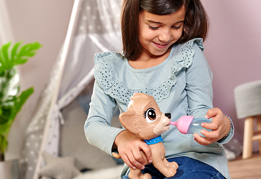 Simba Toys-Chi Chi Love-Piipii Puppy