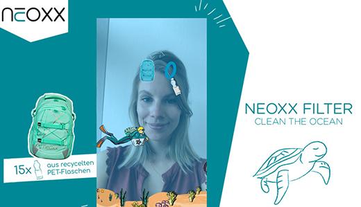 Neoxx hat einen Instagram Filter entwickelt