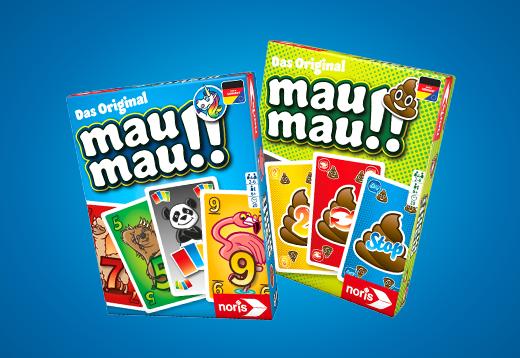 Witzige Mau Mau-Kartenspiele_1