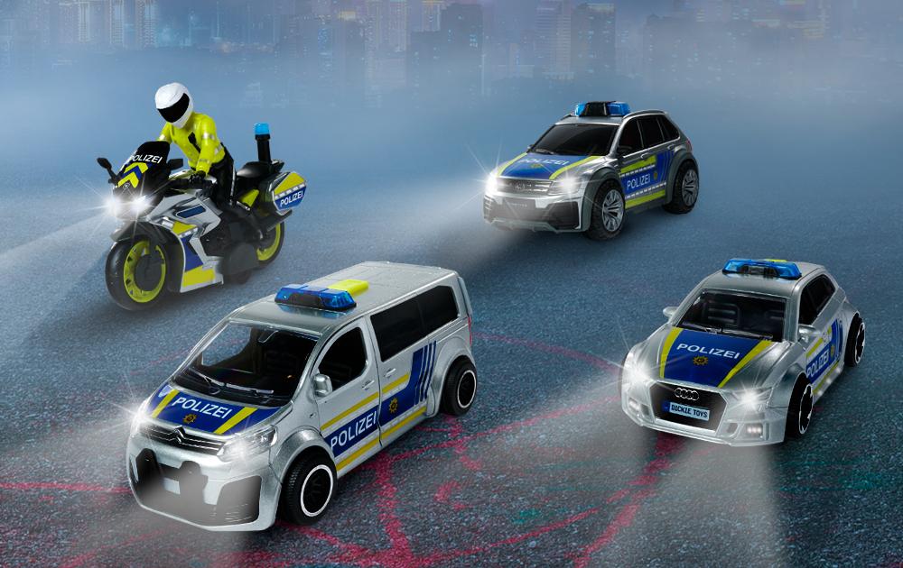Dickie Toys Polizeifahrzeuge_2
