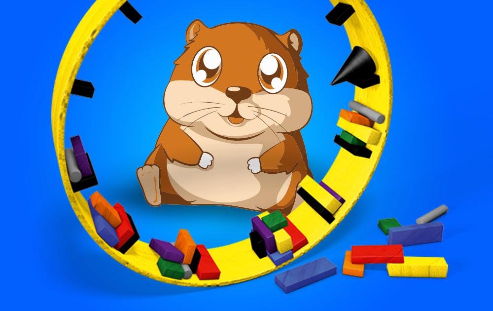 Zoch-Hamsterrolle-Spiel