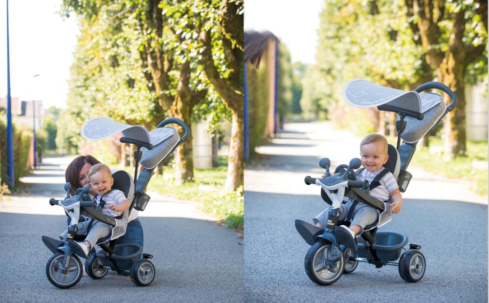 Sicher und geschützt im Dreirad-Buggy_2