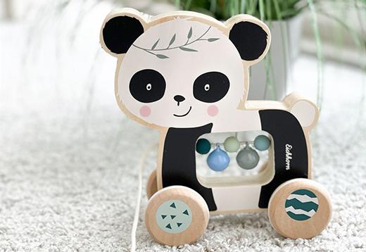 Eichhorn-Panda Serie