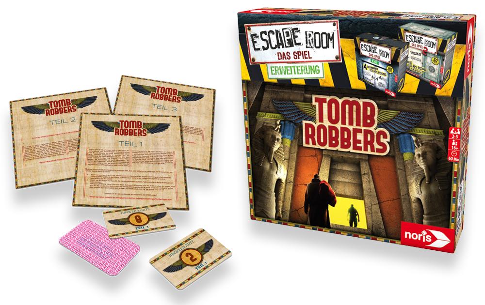 Escape Room Das Spiel Tomb Robbers_2
