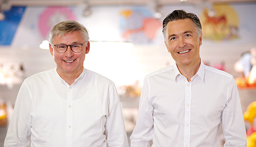 Neues Management bei N.V. Simba Toys Benelux S.A.