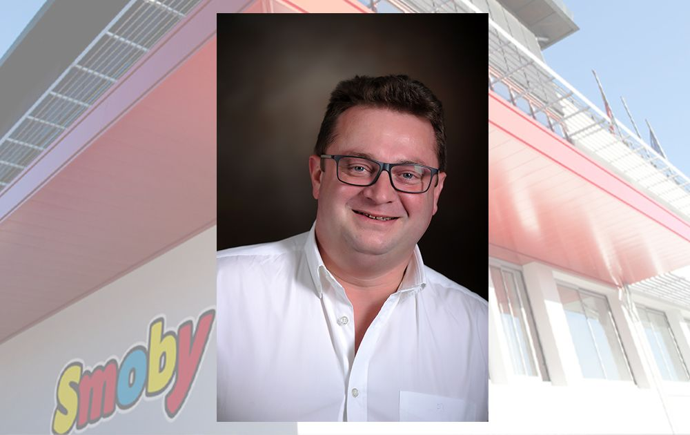 New Managing Director in France: Alexis Delorme, Smoby Toys SAS