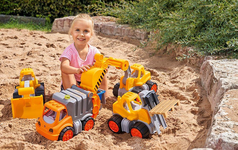 Jouets pour le sable et l'eau pour l'été