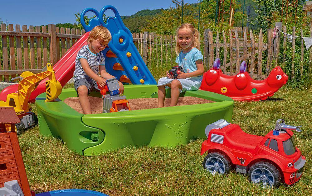 Play Outside – Unser Garten… unser Spielplatz!