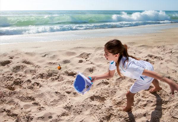 L'été, le soleil et les plaisirs de l'eau