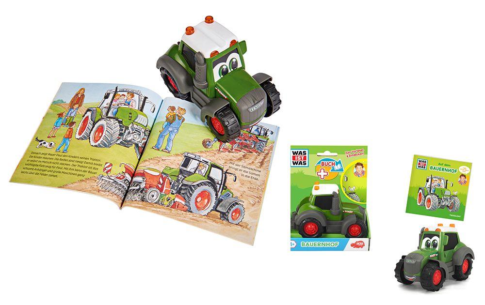 Gamme de produits commune : Dickie Toys et Tessloff Verlag