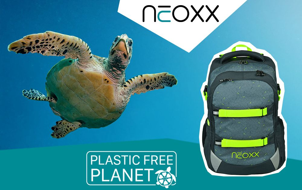 Neoxx supports Plastic Free Planet