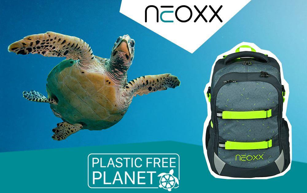 neoxx soutient Plastic Free Planet !