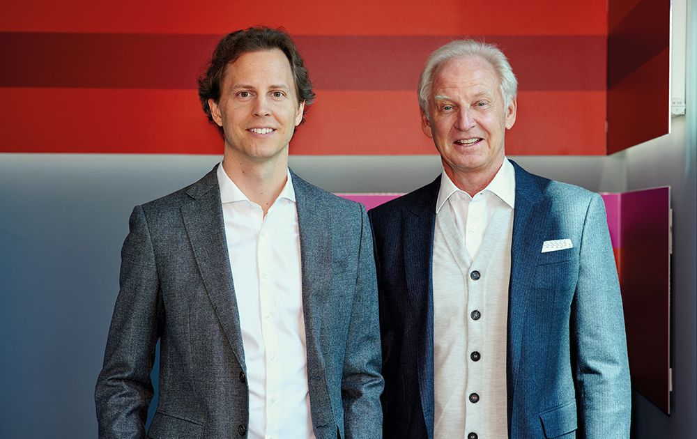 New generation of directors at the SIMBA DICKIE GROUP
