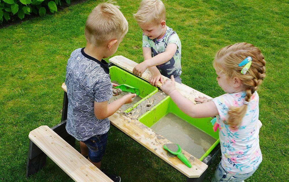 S'amuser dans le jardin avec notre marque EXIT Toys