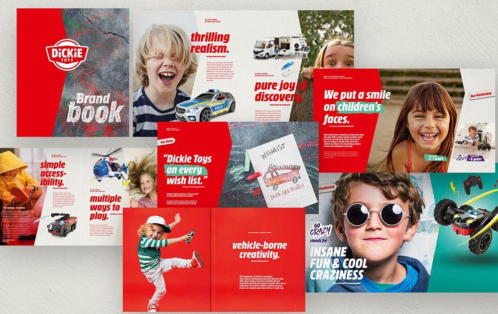 Dickie Toys erhält den German Brand Award 2021