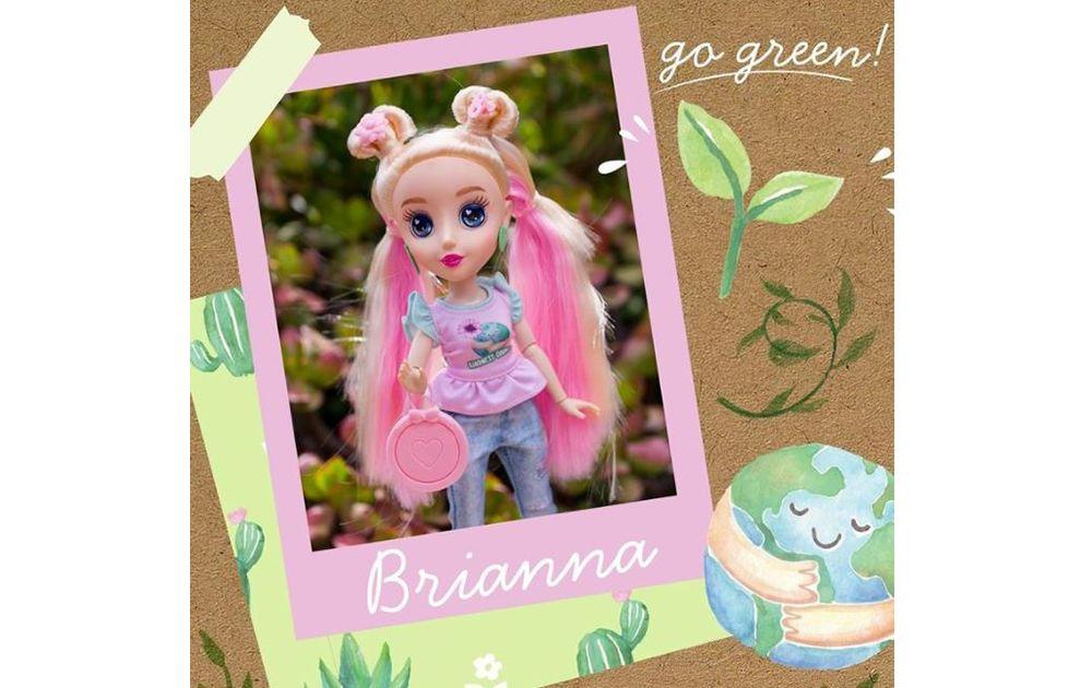 B-Kind von Jada Toys – eine umweltfreundliche Puppenlinie