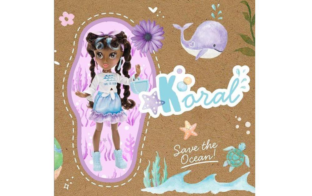 B-Kind by Jada Toys, an eco-friendly doll line