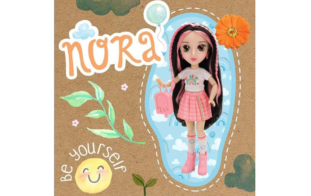 B-Kind de Jada Toys - une gamme de poupées écologiques
