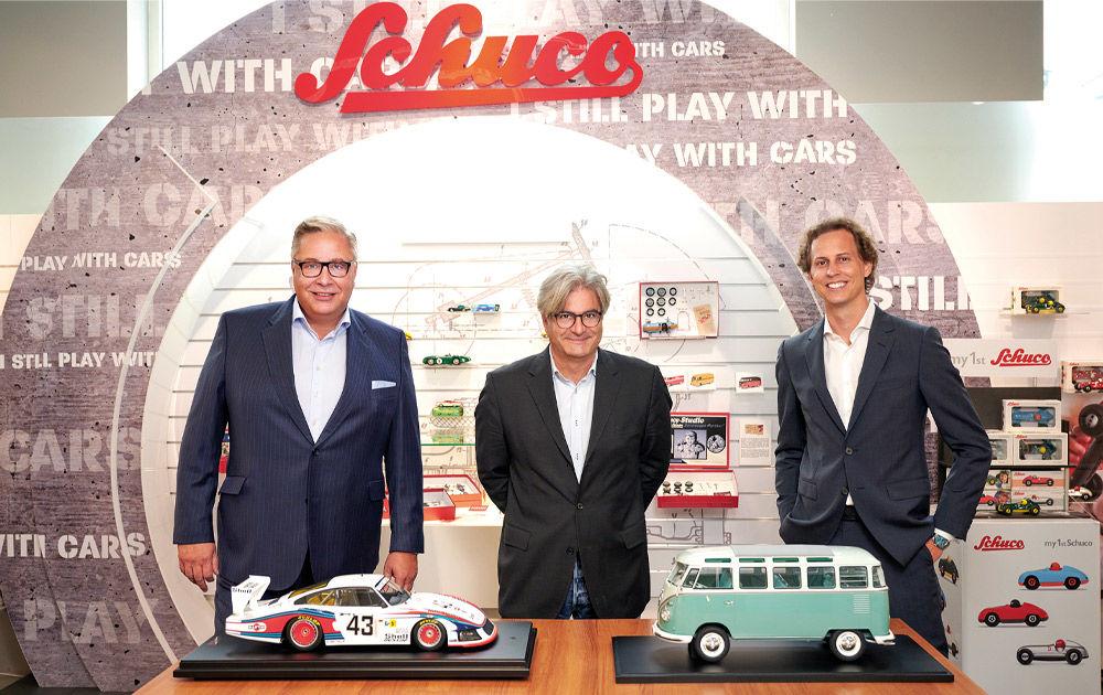 Simba Dickie Group beteiligt sich am Modellautohersteller Minimax